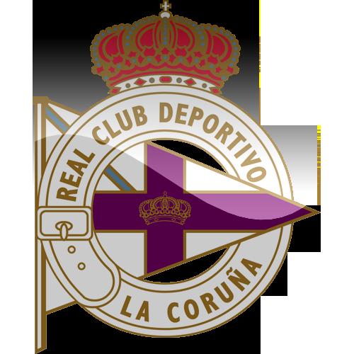 Dep. La Coruna logo