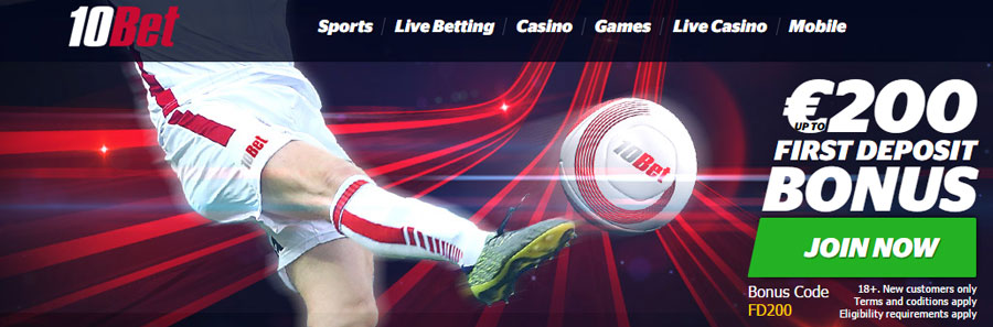 10bet free bets tips betting