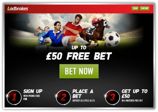 ladbrokes free bets tips betting
