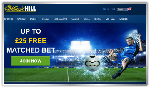 william hill free bets tips betting