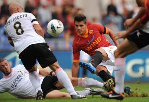 AS Roma vs Palermo