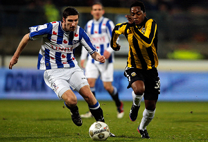 Vitesse vs Heerenveen