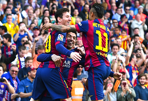 Betting preview - Barcelona vs Villarreal - 08.11.2015