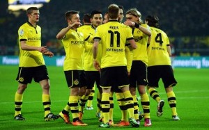 Betting preview - Krasnodar vs Dortmund - 26.11.2015