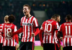 PSV vs Willem II