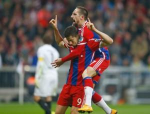 Betting tips - Benfica vs Bayern Munich - 13.04.2016