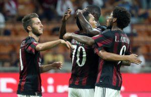 Betting tips - AC Milan vs Lazio - 20.09.2016