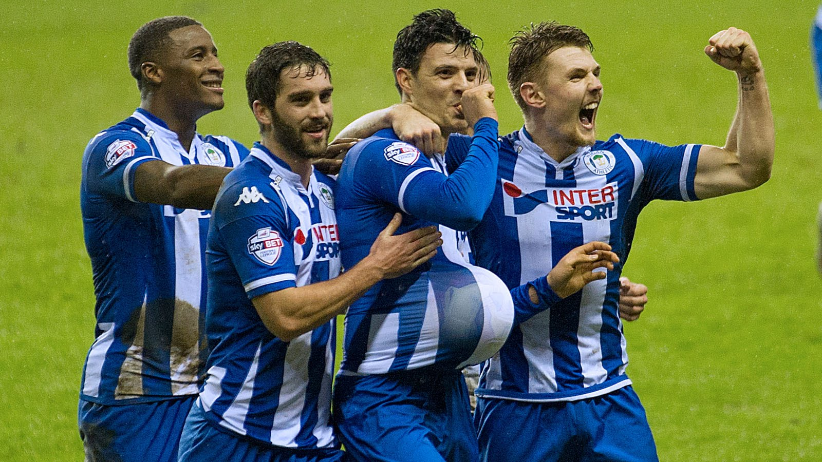 Image result for wigan athletic fc 2017