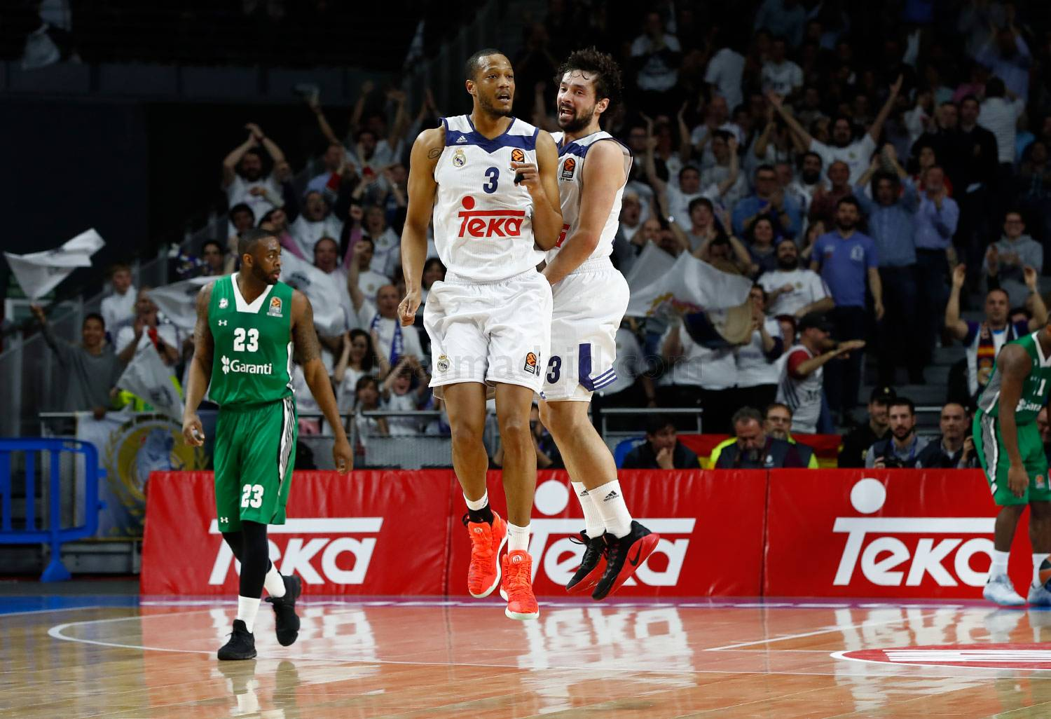 Real Madrid VS Darussafaka BETTING TIPS (21-04-2017)