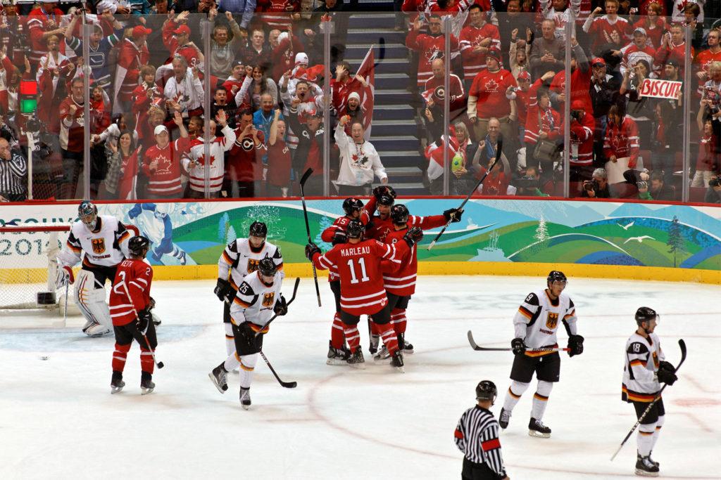 Какой Вас канада против германии хоккей детства Анжелу