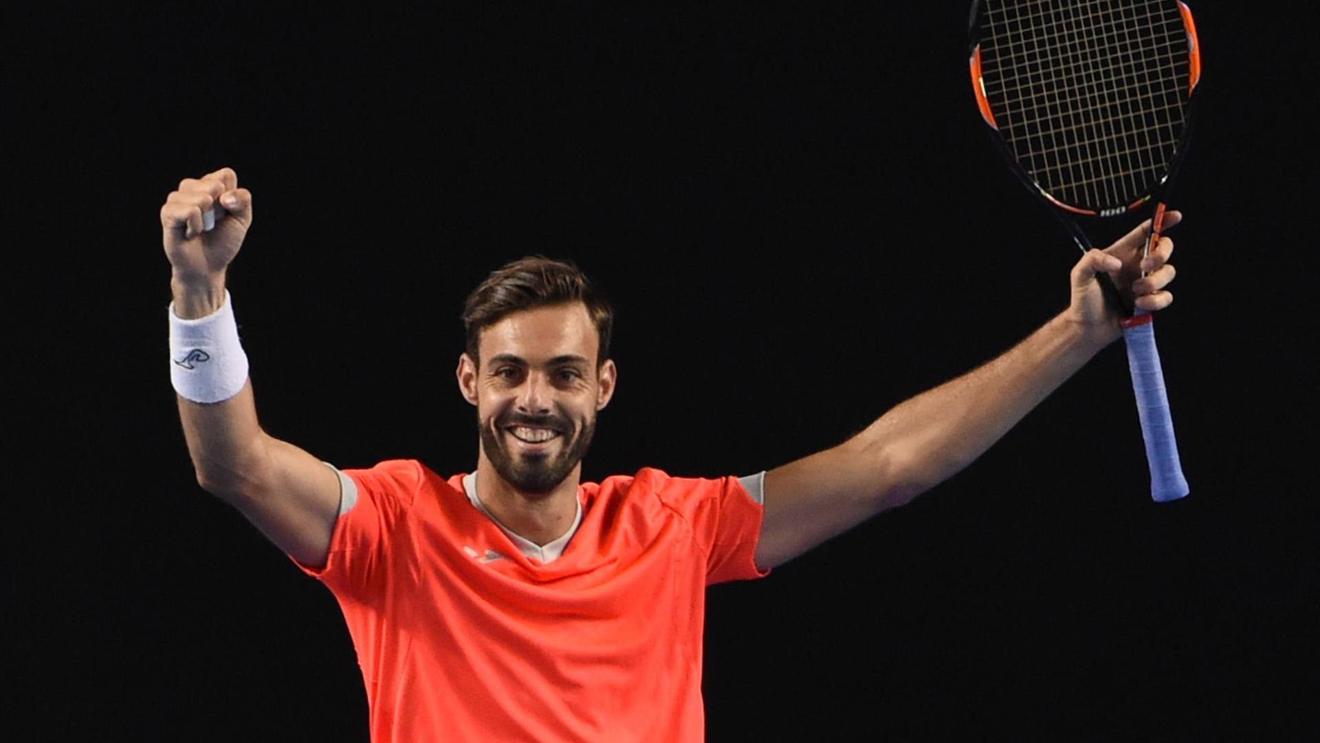 TennisEarth.com - US Open 2013: Marcel Granollers vs. Tim Smyczek ...